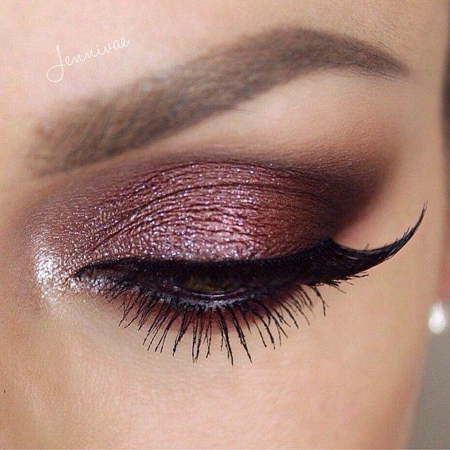 Makeup Geek @makeupgeekcosmetics Beautiful glam lo...Instagram photo | Websta (Webstagram)