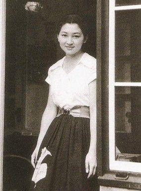 正田美智子さん。
