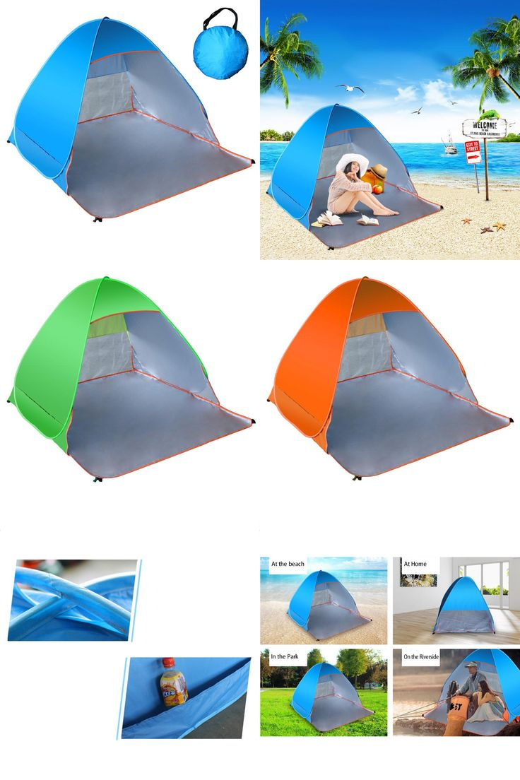 [Visit to Buy]  UV Protection beach tent Camping Fishing summer sun shelter pop up open quick automatic opening Waterproof Portable tent OC286 #Advertisement