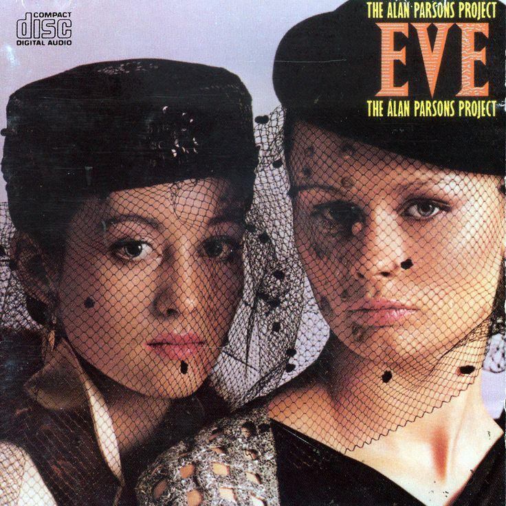Alan Parsons Project Eve 1979 Album Covers Alan
