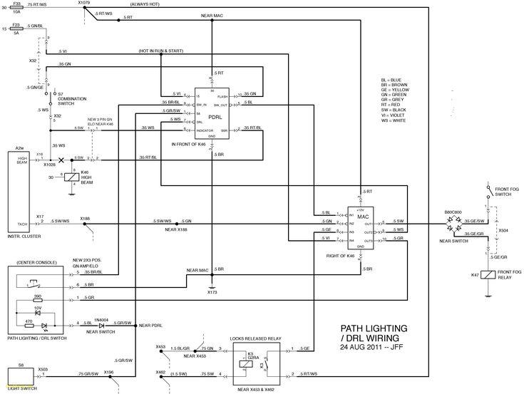 New Bmw E46 318i Ecu Wiring Diagram  With Images