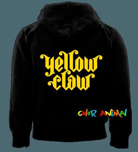 Campera Yellow Claw - Comprar en Color Animal