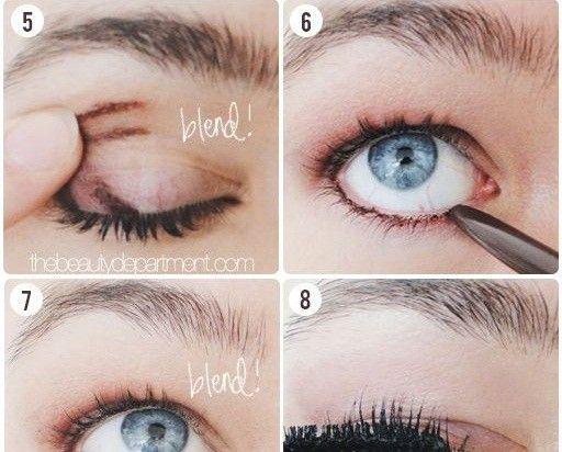 DIY Beauty Smokey Eye