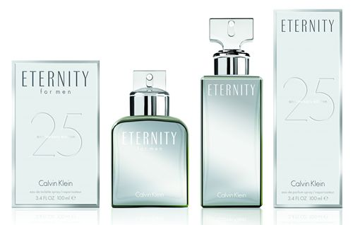 Fashionista Smile: Eternity by Calvin Klein is Celebrating 25 Years of Affairs