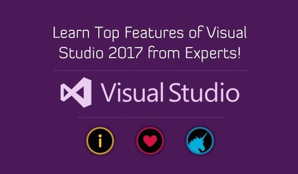 Are you a dot net developer? Then this article is just for you! Get a glimpse of Microsoft Visual Studio 2017 will be unveiled on March 7, 2017.