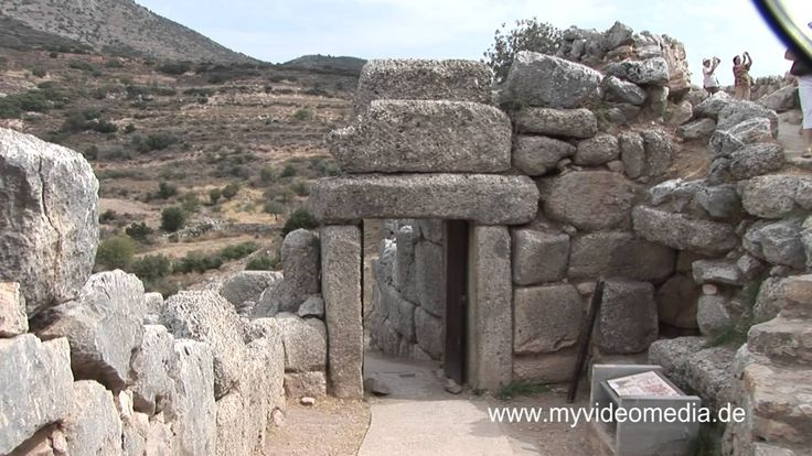 Mykene - Griechenland HD Travel Channel