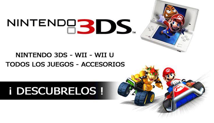 Todo en Nintendo