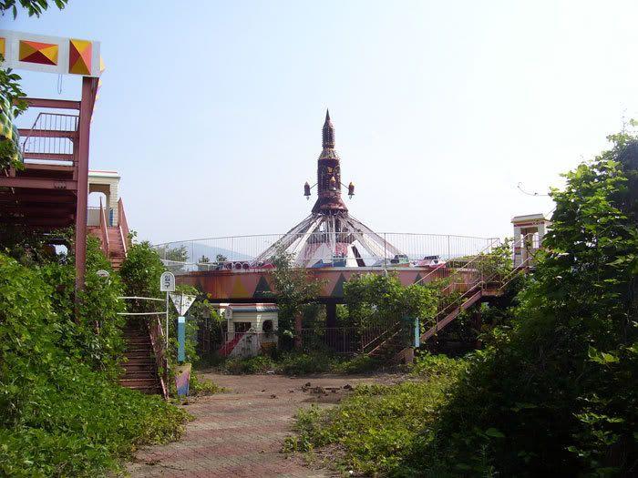 Okpo Land: South Korea's Abandoned Amusement Park