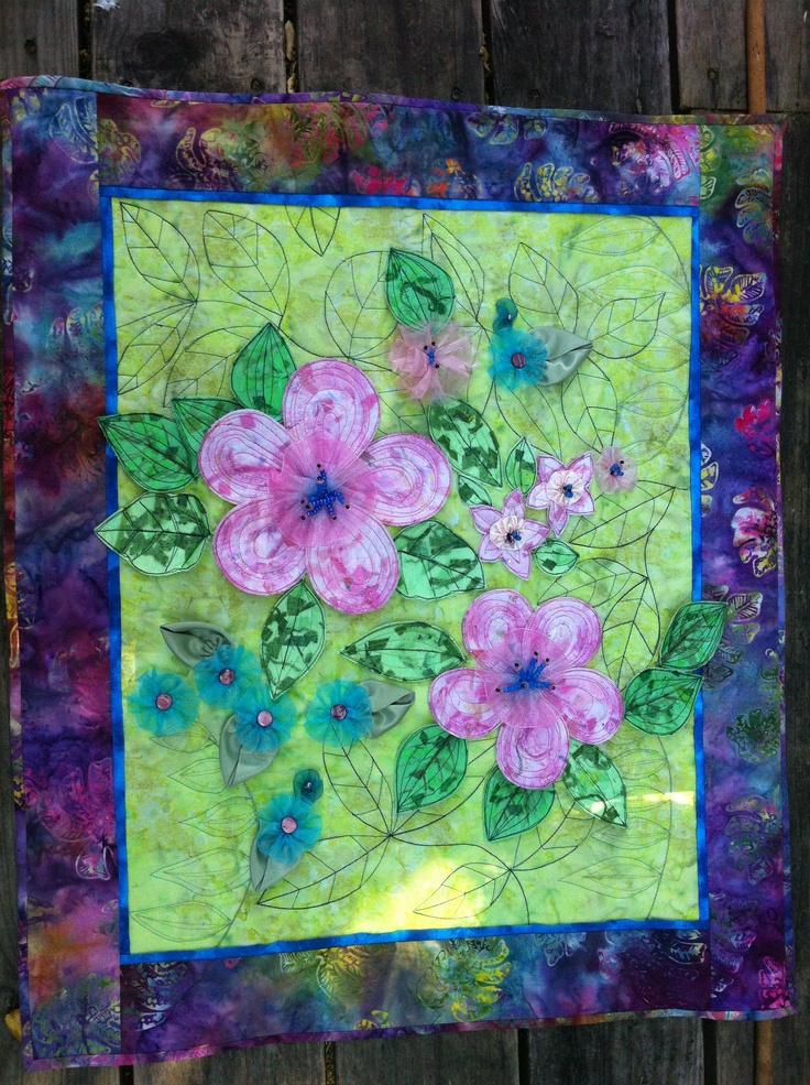 181 Best 3 D Quilt Blocks Images On Pinterest Bedspreads