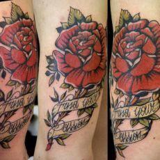 7 best flower tattoos images on pinterest floral tattoos flower side tattoos and flower tattoos. Black Bedroom Furniture Sets. Home Design Ideas