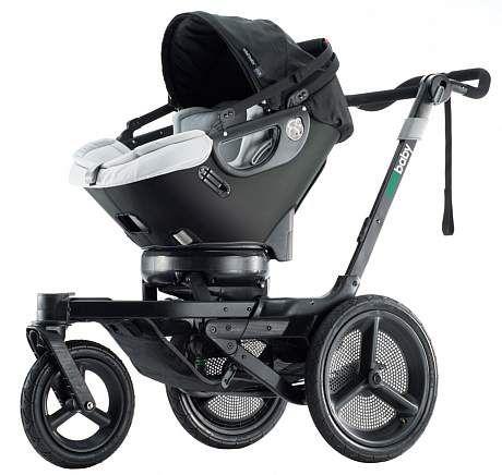 Orbit Baby O2 All-Terrain Stroller Travel System