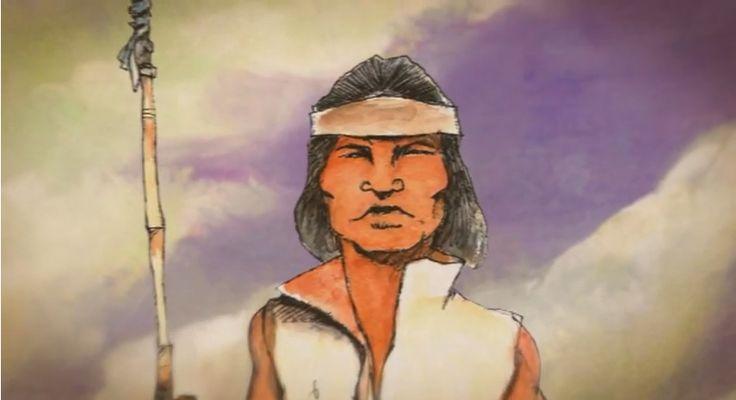 """ANDRESITO: Al entrar en Corrientes por orden de Artigas, en su marcha fue liberando niños indios esclavizados y apresando jóvenes criollos de las familias esclavistas. Luego de tenerlos cautivos unos días, el Comandante Andresito hizo comparecer a las madres. Les reprochó duramente la crueldad de quitar la libertad a otro ser humano. """"Pueden llevarse ahora a sus hijos -concluyó- pero recuerden en adelante que las madres indias tienen también corazón""""."""