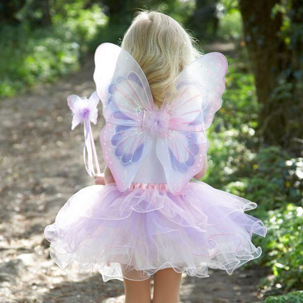 disfraz de hada para niña #disfracesparaniña #disfracescarnaval #disfrazdehada
