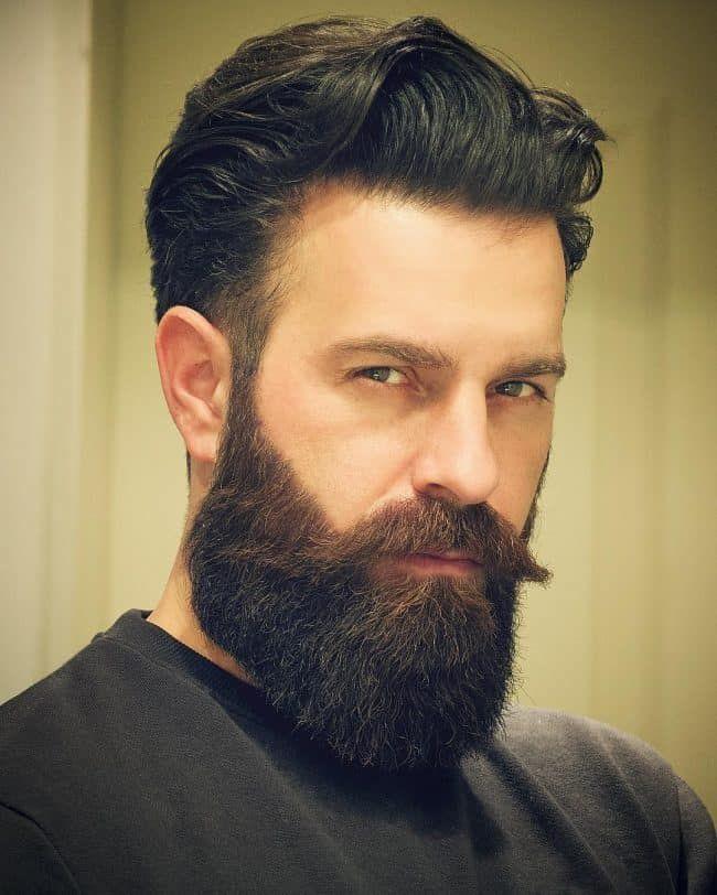 Cool Beard Styles For Guys, Cool Beard Styles For Guys Men