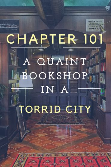 Chapter 101 - Bookshop