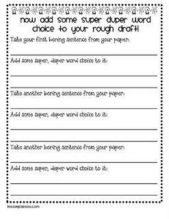 17 best images about revising on pinterest writing centers anchor charts and first grade parade. Black Bedroom Furniture Sets. Home Design Ideas