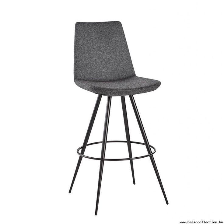 Paavo barstool #basiccollection #upholstered #barstool #furniture #horeca