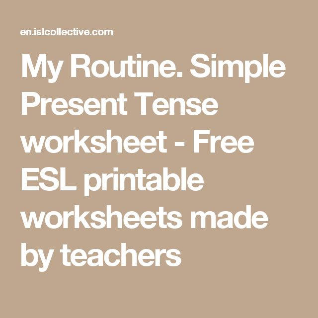 Worksheets One Thousand Sentence Of Simple Present Tense 1000 images about teacher on pinterest esl reading simple present tense worksheet free printable worksheets made by teachers