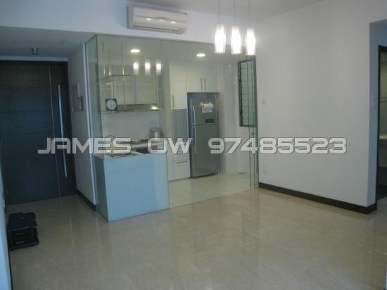 Apartment For Rent - Watermark Robertson Quay, 3 Rodyk Street, 238213 Singapore, APT, 2BR, 893sqft, #12767675