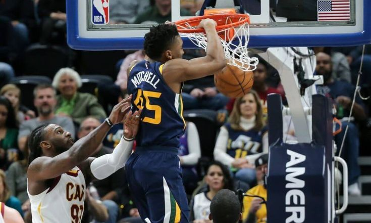 Practice stories, Donovan Mitchell, where Epke Udoh is good and PAAC Friday