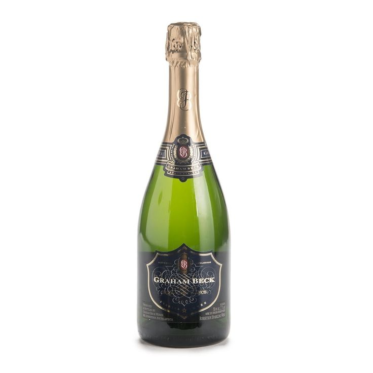 Graham Beck Brut Blanc De Blancs 750ml