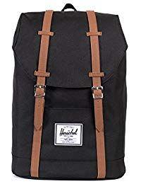 Hombre Backpack trindu Herschel Mochilas urbanbackpack Casual Mochila Retreat waFAzARq7