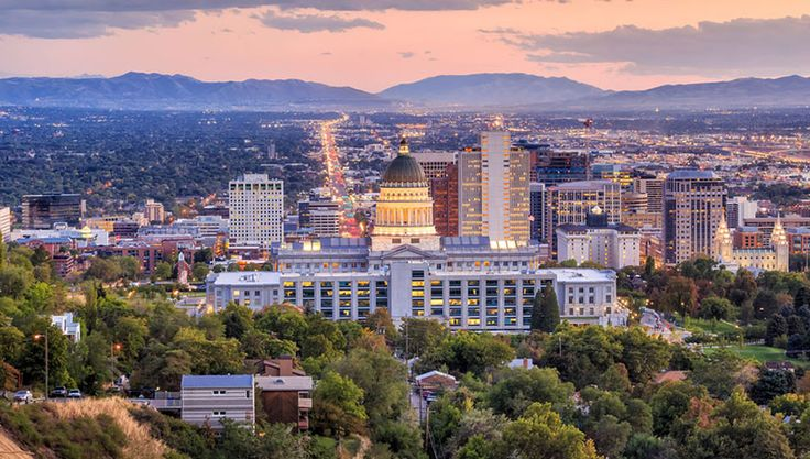 Salt Lake City, Utah      Population: 1,153,340     3-year population growth: 4.1%     Year-over-year job growth: 3.3%     Year-over-year home price growth: 8%     Over (+) or under (-) historic value by: 6%
