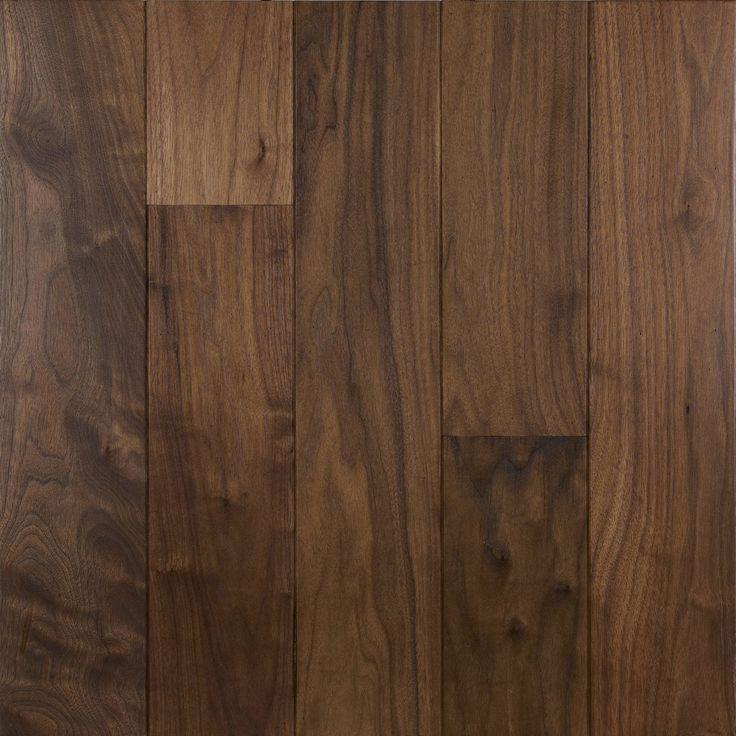 Prefinished American Walnut Natural 3/4″X3 1/4″  Belmont