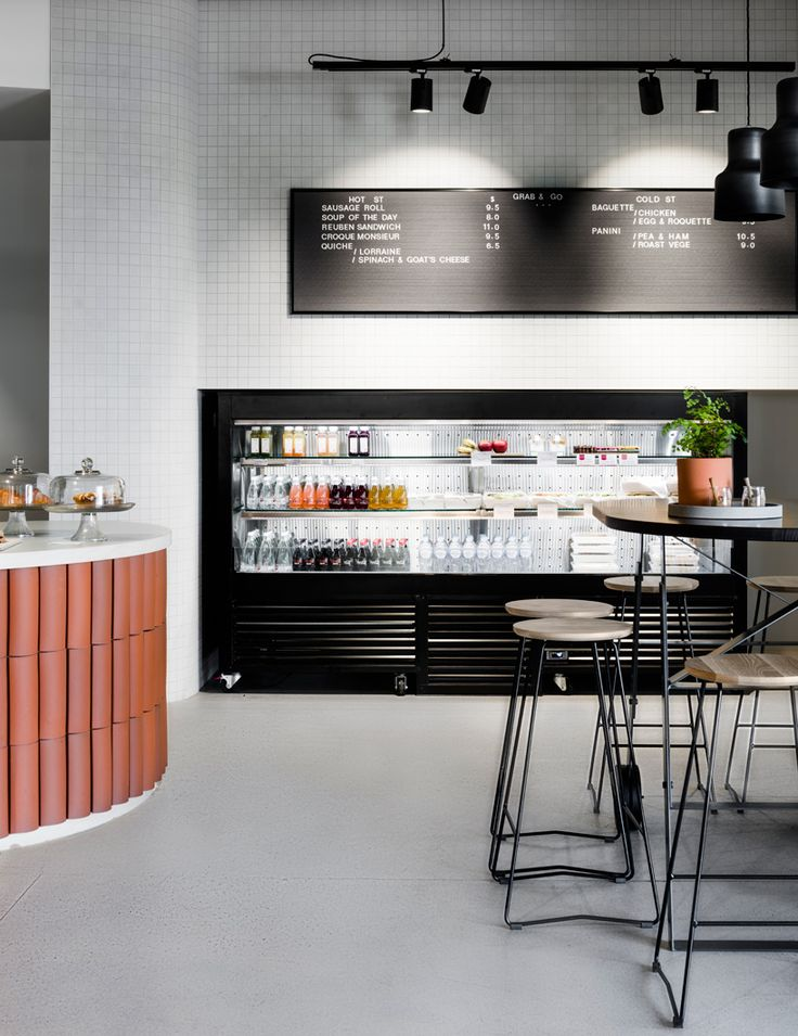 Techne Architecture Interior Design Has Shared Their Latest Fit Out Of The Poacher Hound Caf In Melbourne Australia