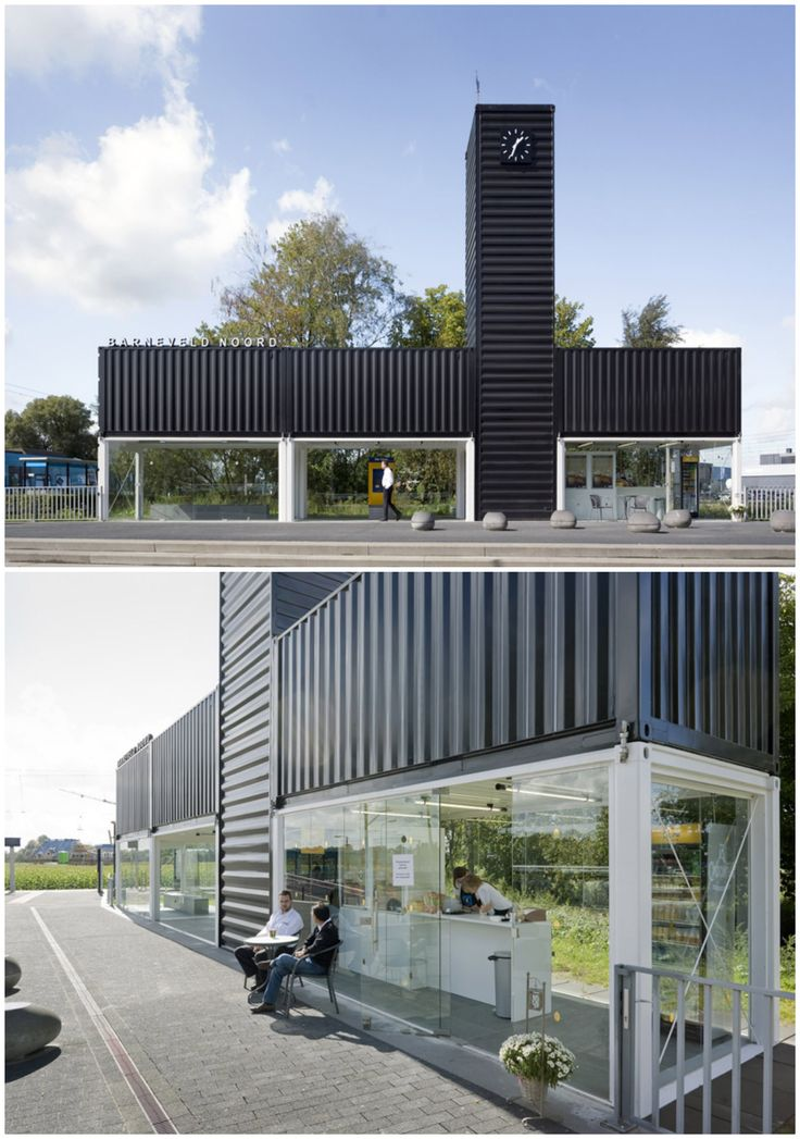 19 Marvelous Structures That Prove Shipping Containers Are Just LEGO For Architects