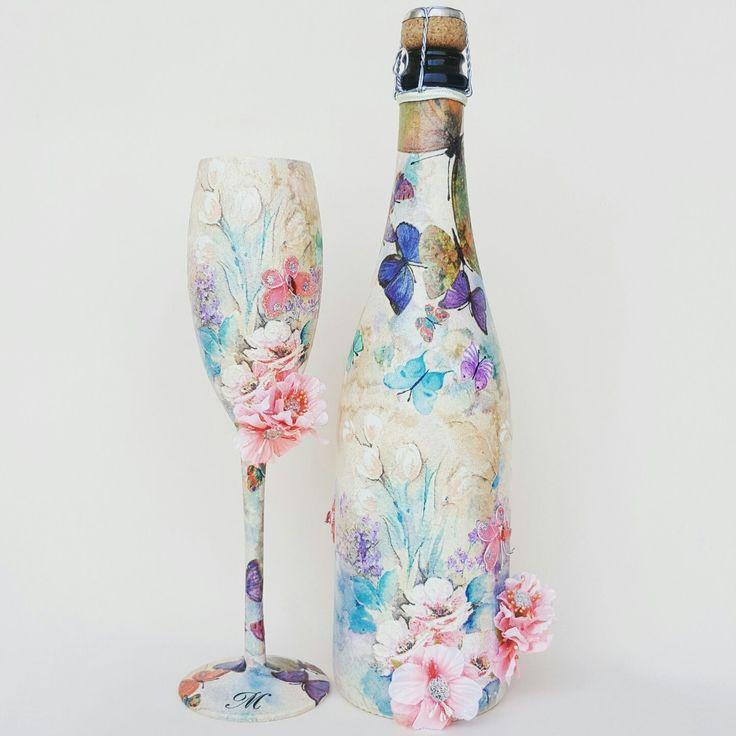 Image result for copas decoradas para casamiento por civil