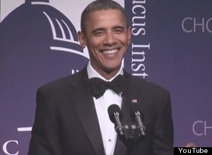"Political Humor, Political Comedians - HuffPost Comedy.  Obama sings ""Call Me Maybe."""