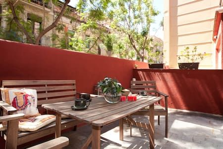 Check out this awesome listing on Airbnb: Nice home on a great place - Apartments for Rent in Barcelona