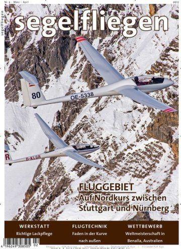 #Fluggebiet Auf Nordkurs zw. #Stuttgart & #Nürnberg 🛩  Jetzt in #segelfliegen:  #Fliegen #Segelflugzeug #Flugroute