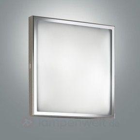 Schlichte LED-Deckenleuchte OSAKA