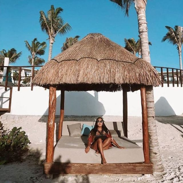 Your Next Getaway Could Look Exactly Like This Book Your Stay At Haven Riviera Cancun Today We Ll Have A Cabana Waiting Riviera Cancun Cabana Cancun