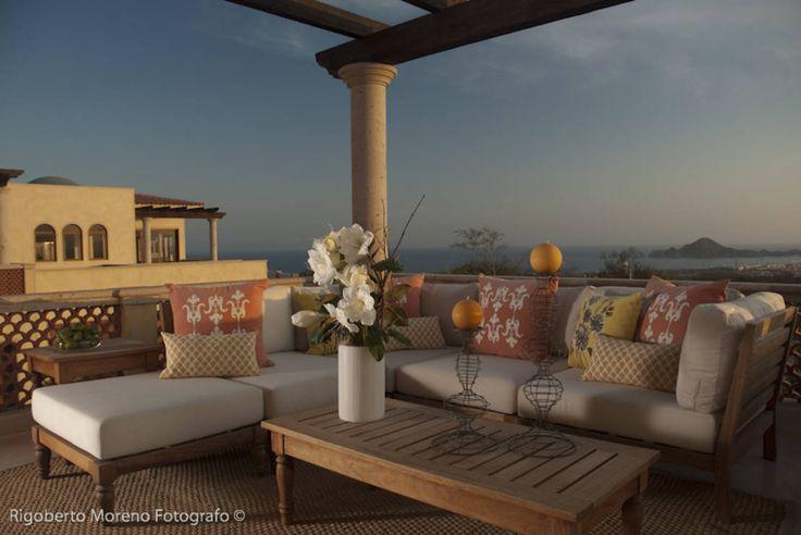 9 terrazas mexicanas ¡y fantásticas! Descubre más en: https://www.homify.com.mx/libros_de_ideas/237212/9-terrazas-mexicanas-y-fantasticas