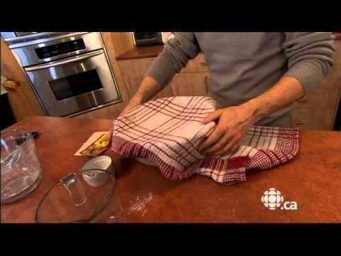 L'épicerie - Du pain sans pétrissage - YouTube