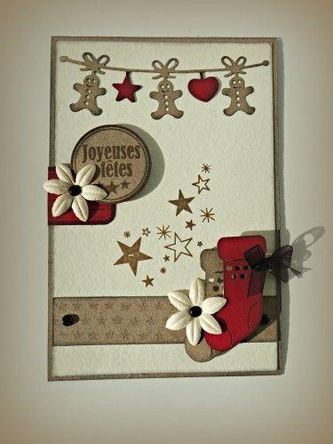 Carte Noël Sam