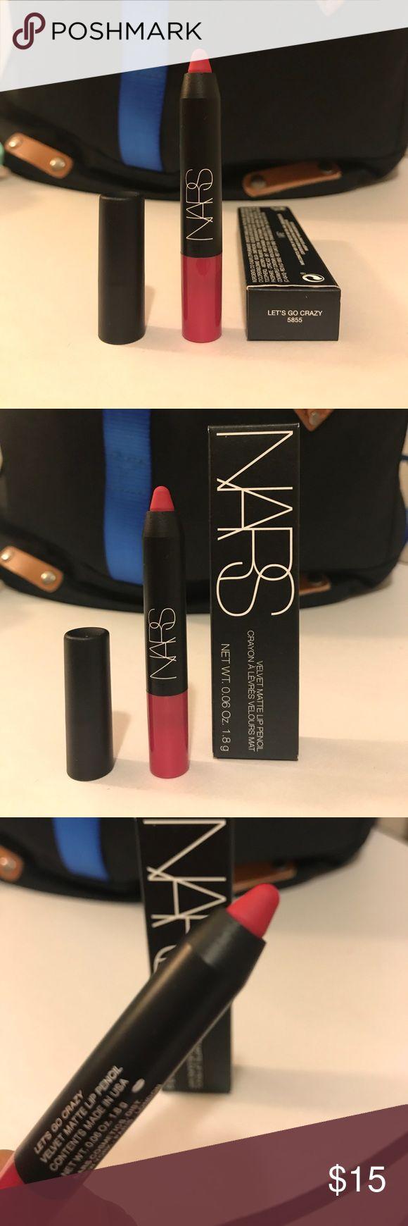 NARS Let's go crazy! Lip ✏️ Pencil Brand new. Make me an offer! NARS Makeup Lipstick