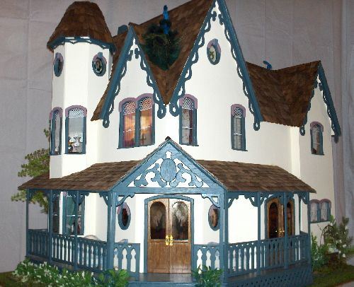 Pierce Dollhouse By Deb Roberts