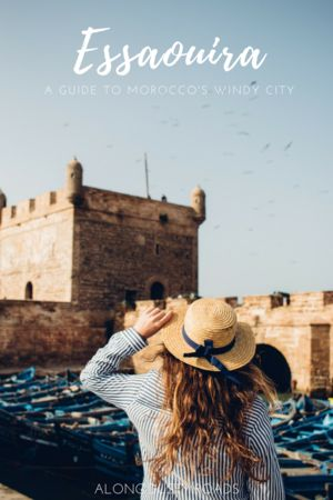 The windy city of Essaouira is a must-do for anyone planning a trip to Morocco. Click on this pin to discover things to do, where to eat, where to stay and how to get there.