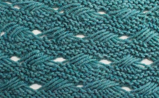 Lær å strikke! Indiske kryssmasker. Dette er en lekker teknikk som passer godt til f.eks. sjal og pledd. Her er et par videoer som viser deg teknikken.