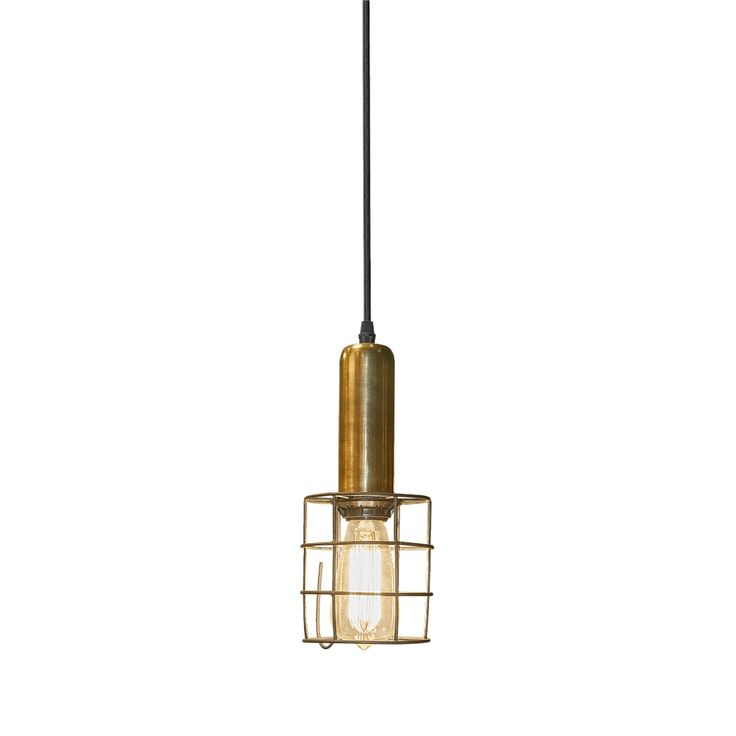 vtwonen Bright Hanglamp - Oud Brons