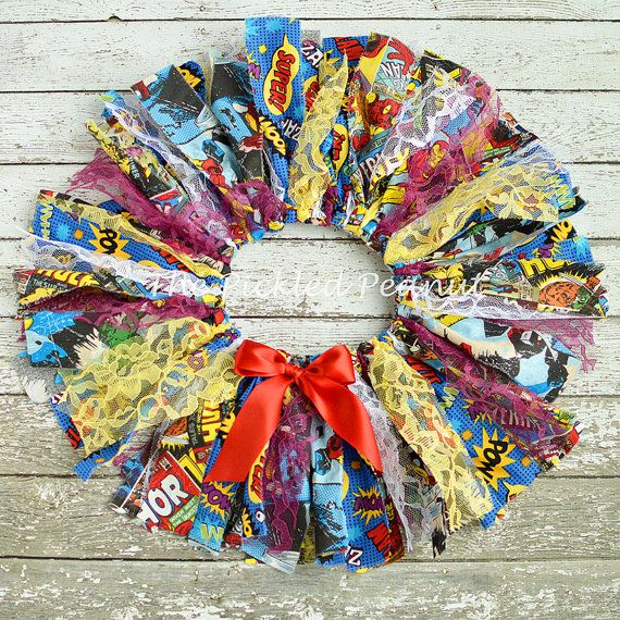 Super Girl Super Hero Birthday Tutu Birthday by ThePickledPeanut