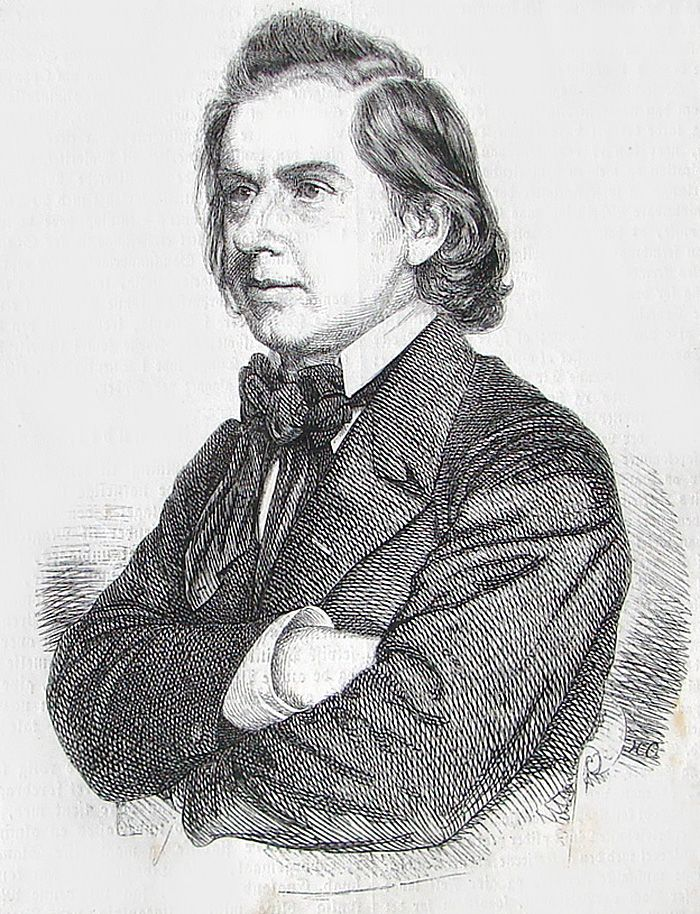 Niels Wilhelm Gade (1817–1890). Danish composer, conductor, violinist, organist and teacher. When his 1st symphony was turned down for performance in Copenhagen, he sent it to Mendelssohn, who received the work positively, and conducted it in Leipzig, to enthusiastic public reaction. Among his works are 8 symphonies, a violin concerto, chamber music, organ and piano pieces and a number of large-scale cantatas, Comala and Elverskud amongst them, which he called koncertstykker (concert…