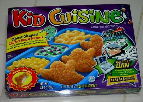 1000 images about danny phantom on pinterest for Are kid cuisine meals healthy