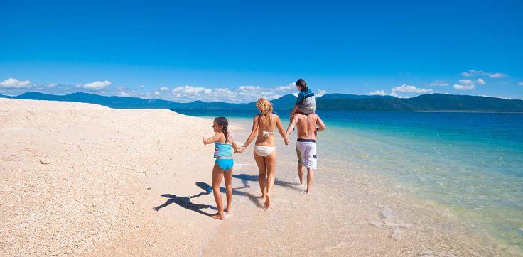 Fitzroy Island Resort, Whitsundays, 4.5 stars.