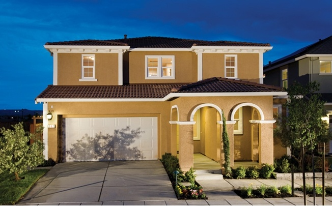 Montalcino by Standard Pacific Homes - The Brunello model