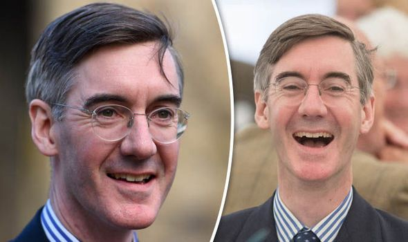 MOGGMENTUM in FULL SWING: Jacob Rees-Mogg tops Tory poll to be next PM    JACOB Rees-Mogg is the popular choice of Tory activists to be the party's next leader, a survey revealed today.
